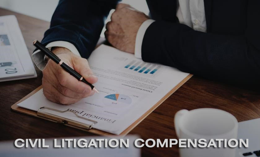 Knowing of Civil Litigation Compensation