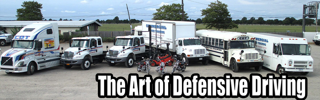 The Art of Defensive Driving