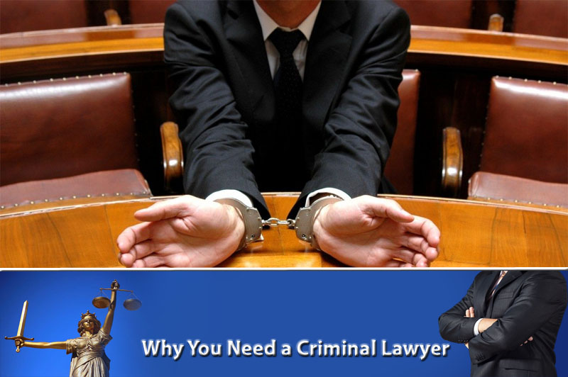 Why You Need a Criminal Lawyer