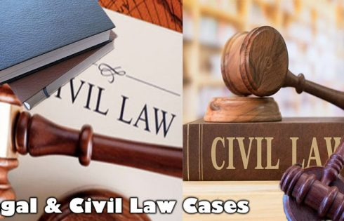 Generating the distinction Between Legal & Civil Law Cases